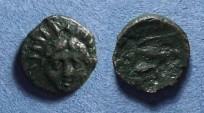 Ancient Coins - Istros, Thrace Circa 200 BC, AE13