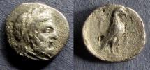Ancient Coins - Elis, Olympia (107/108th Olympics) 352-348 BC, Hemidrachm