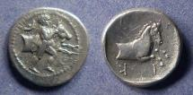 Ancient Coins - Thessaly, Trikka 440-400 BC, Hemidrachm