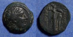 Ancient Coins - Seleucid Kingdom, Seleukos I Nikator 305-281 BC, AE21