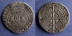 World Coins - England, Edward III 1327-77, Post-treaty Groat with chain mail (S 1638 )
