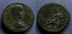 Ancient Coins - Moesia, Nikopolis, Diadumenian 217-8, AE25