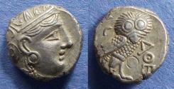 Ancient Coins - Athens,  353-294 BC, Tetradrachm