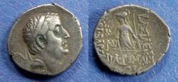 Ancient Coins - Cappadocian Kingdom, Ariobarzanes I 96-63, Drachm