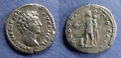 Ancient Coins - Roman Empire, Marcus Aurelius (as Caesar) 138-160, Denarius
