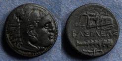 Ancient Coins - Kingdom of Macedonia, Alexander III 336-323 BC, AE19
