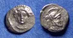 Ancient Coins - Cilicia, Tarsos, Phanabazos 380-373 BC, Silver Obol