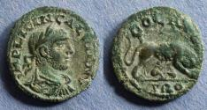 Ancient Coins - Alexander Troas, Gallienus 253-268, AE20