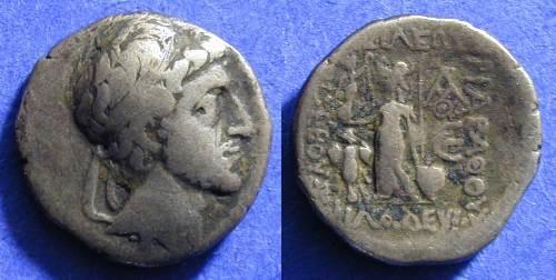 Ancient Coins - Cappadocia - Ariarathes X 42-36BC Drachm
