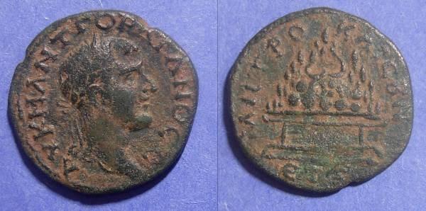 Ancient Coins - Caesarea Cappadocia, Gordian III 238-244, AE27