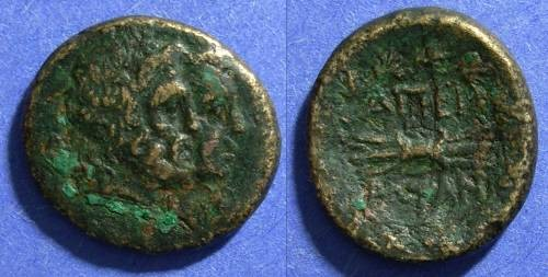 Ancient Coins - Epeirote Republic,  238-168 BC, AE19