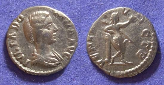 Ancient Coins - Julia Domna 193-217 - Denarius