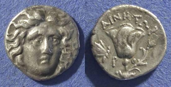 Ancient Coins - Rhodes,  205-188 BC, Drachm