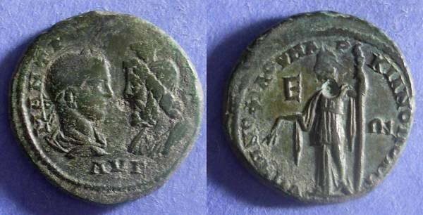 Ancient Coins - Markianopolis, Gordian III 238-244, AE27