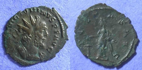 Ancient Coins - Victorinus – Gallic Emperor 269-271 Antoninianus