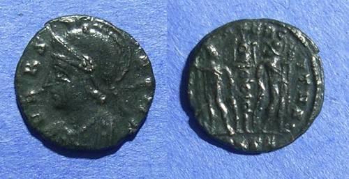 Ancient Coins - Roman Empire, Constantinian commemorative 336-7, AE3/4