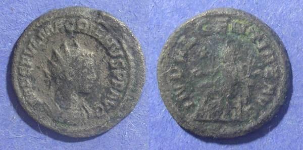 Ancient Coins - Roman Empire, Macrianus 260-261 AD, Antoninianus