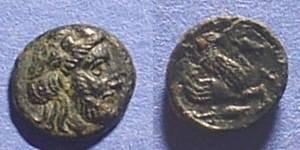 Ancient Coins - Adramyteion, Mysia AE10  Circa 300 BC