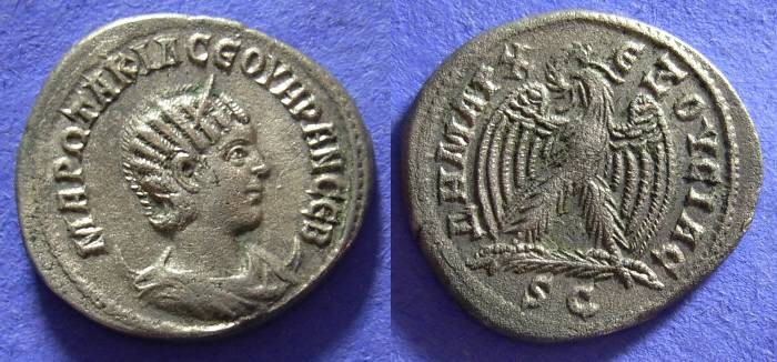 Ancient Coins - Antioch Syria - Tetradrachm of Otacilia Severa 244-9
