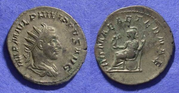 Ancient Coins - Philip 244-249AD Antoninianus