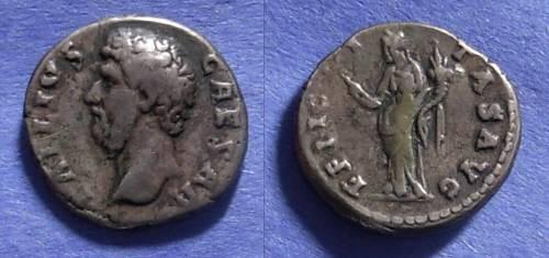 Ancient Coins - Roman Empire, Aelius - Caesar 136-8, Denarius