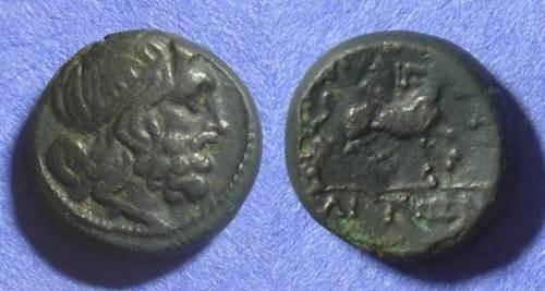 Ancient Coins - Amphipolis Macedonia AE17 – Circa 150BC