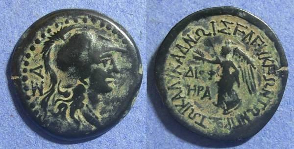 Ancient Coins - Cilicia, Seleukeia Circa 200 BC, AE23