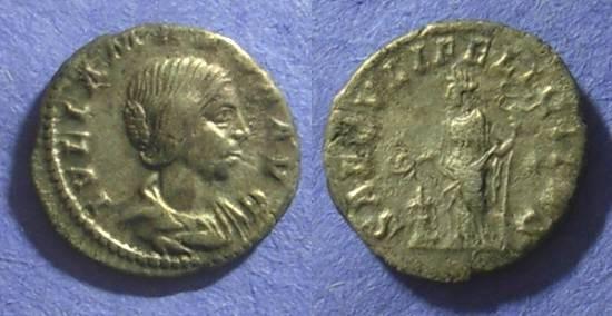 Ancient Coins - Julia Maesa d.223 Denarius