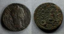 Ancient Coins - Antioch Seleucis & Pieria, Severus Alexander 222-235, AE30 (8 Assaria)