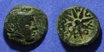 Ancient Coins - Troas, Kolone Circa 320 BC, AE10