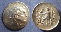 Ancient Coins - Kings of Thrace, Kavaros (in the name of Alexander III) 230-218 BC, Tetradrachm