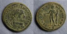 Ancient Coins - Roman Empire, Constantius I (as Augustus) 305-6, Follis
