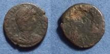 Ancient Coins - Roman Empire, Constantius II (?) 337-361, AE 3/4