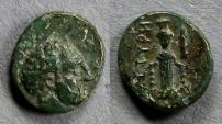 Ancient Coins - Satraps of Mysia, Tissaphernes 400-395 BC, AE11