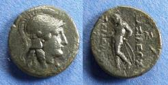 Ancient Coins - Seleucid Kingdom, Seleukos II 246-225 BC, AE18