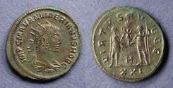 Ancient Coins - Roman Empire, Numerian (as Caesar) 282-283, Antoninianius