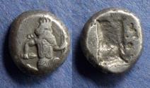 Ancient Coins - Achaemenid Kingdom,  370-340 BC, Siglos