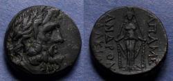 Ancient Coins - Phrygia, Apameia 100-50 BC, AE21