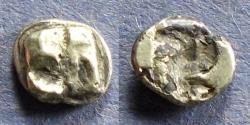 Ancient Coins - Ionia, Uncertain Circa 600 BC, Fourree 1/24 Stator