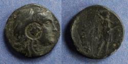 Ancient Coins - Thrace, Lysimacheia Circa 250 BC, AE 21