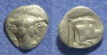 Ancient Coins - Phokis,  Circa 480 BC, Obol