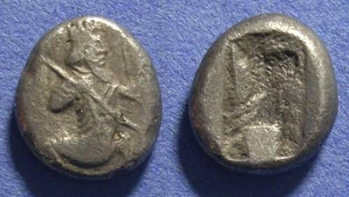 Ancient Coins - Persia, Achaemenid Kings,  Circa 425 BC, Siglos