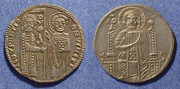 Ancient Coins - Venice - Giovanni Soranzo 1312-28  AR Grosso