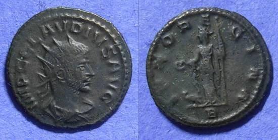 Ancient Coins - Claudius II 268-270 Antoninanus