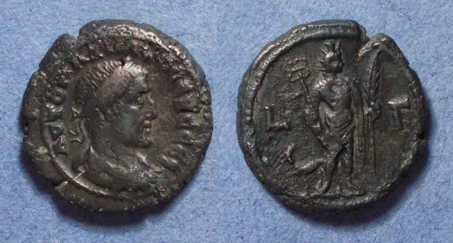 Ancient Coins - Roman Egypt, Maximinus I 235-8, Tetradrachm