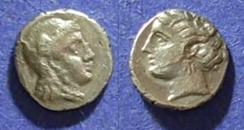 Ancient Coins - Cilicia, Tarsus?  (Balakros - Satrap?) 333-323, Obol