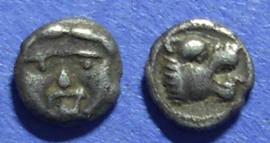 Ancient Coins - Selge, Pisidia 300-190 BC, Hemiobol