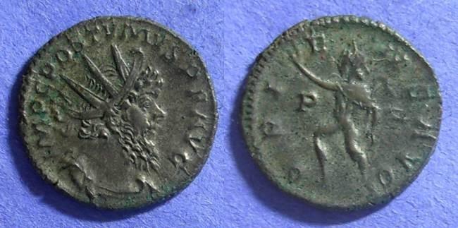 Ancient Coins - Postumus – Gallic Emperor 259-269 Antoninianus