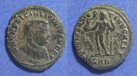 Ancient Coins - Roman Empire, Licinius II 317-324, AE3