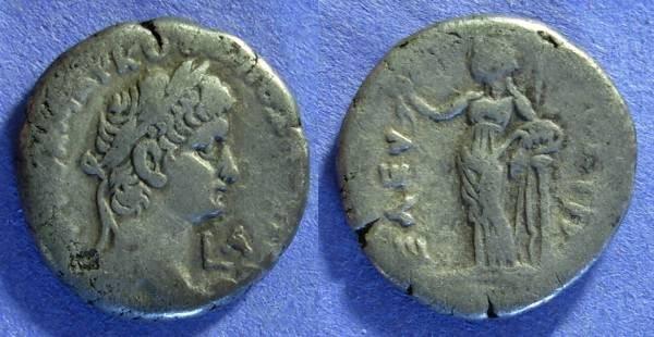 Ancient Coins - Otho 69AD Roman Egypt – Alexandria - Tetradrachm
